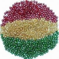 Best Glass Seed Beads, Used for Arts and Crafts, Available in Various Colors wholesale