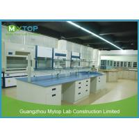 Buy cheap Corrosion Resistance Modern Laboratory Furniture Ceramic Worktop For Pharmacy from wholesalers