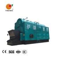 China Three Return Biomass Steam Boiler / Wood Fired Industrial Boilers Alcohol Distillation Usage on sale