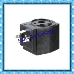 Quality South Korea JOIL Pulse Solenoid Valve Coil DIN43650A DC 24 Voltage wholesale