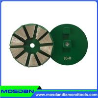 Best 10 Segments Metal Ginding Disc with 2 pins wholesale