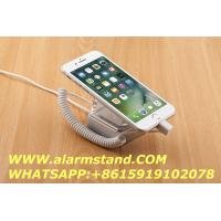 Cheap COMER mobile phone accessories shop anti-theft security cradles alarm phone stands for sale