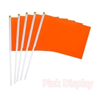 Best Digital Colorful Polyester Hand Waving Flag For Sports wholesale