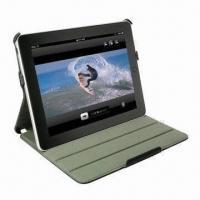 Best Synthetic Leather Portfolio Case for iPad, with 3 Viewing Angles wholesale