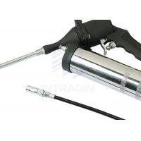 China 400g Air Operated Grease Gun For Single Shot , 60 - 15PSI Input Air Pressure on sale