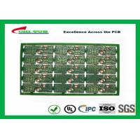 Best 2 Layer PCB Board FR4 2.0MM Gold Surface Finish General Purpose PWB  Board wholesale