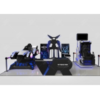 Best Virtual Reality Interactive Gaming Center VR 9d Theme Park wholesale