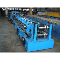 Best C Purlin Roll Forming Equipment  / Cold Roll Forming Machine with Gearbox Drive for Steel C Purlin wholesale