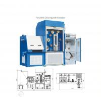 Best 24D Fine Wire Drawing Machine with Annealer wholesale
