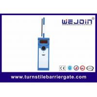 Best Dual Speed Mechanism LED Barrier Boom Electronic Barrier Gate System wholesale