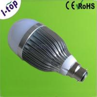 Best White High Power Recessed Dimmable LED Light Bulbs Lighting Fixtures for Panels B22 9w wholesale