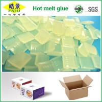 Best Yellow Clear Hot Melt Pellets Quick Drying Hot Melt Glue For Carton Packaging wholesale