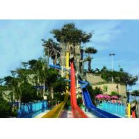 Best Adult High Speed Tall Water Slides wholesale