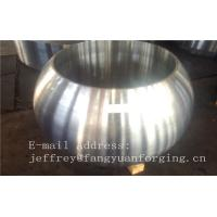 Best Spherical Size Rough Turned Valve Forging ASTM A105 F304 F316 F51 F53 F60 wholesale