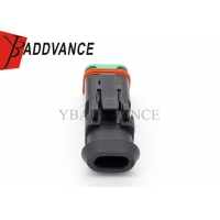 Best DT06-2S-EP11 TE Deutsch 2 Pin Plug 2 Pin Electrical Connector Wire To Wire wholesale