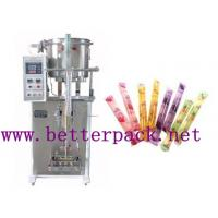 Best ice pop jelly strip liquid soft tube filling sealing machine wholesale