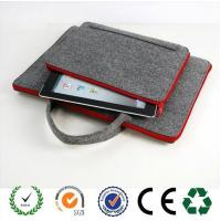 China Bright color high quality Felt  17 inch laptop bag for sale on sale