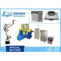 Best CNC Hwashi Six Axis Industrial Industrial Welding Robots Arm 2000mm Reaching Distance wholesale