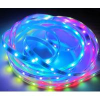 Best Addressable RGB Flexible LED Strips 12v LED Strip ws2811 IP68 Waterproof LED Strip Lighting wholesale