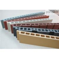 Best 30mm Exterior Wall Finishing Materials , Various Shapes Building Facade Panels wholesale