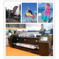 Best Continuous Ink Digital Printing Machines For Fabrics , High Resolution wholesale