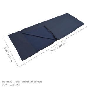 Best Polyethylene Waterproof Sleeping Bag Liner wholesale