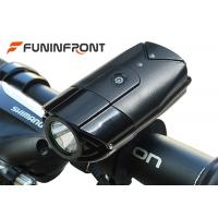 Best 3 Gears Helmet LED Bike Lights, USB Rechargeable CREE T6 Bicycle LED Headlight wholesale
