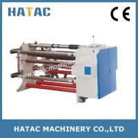 China CNC Paper Foil Slitting Machinery,Paper Roll Slitting Rewinding Machine,Thermal Paper Roll Slitter and Rewinder on sale