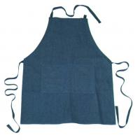 Best 100% Oxford Artist Painting Smock Kids Cloth Aprons With Adjustable Neck Strap wholesale