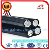 Best Heat Resistant Overhead Electricity Cables , AAC Conductor Stranded Aluminum Wire wholesale