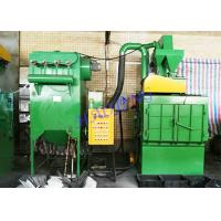 Quality High Performance Small Shot Blaster Machine For Heat Treated Forgings wholesale