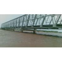 Quality Prefabricated Steel Truss Bridge with Hot - Dip Galvanized Surface Protection wholesale