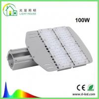 Best High Lumens IP67 Solar Powered Led Street Lights 100Watt For Park , 90 Luminous wholesale