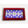 Cheap 50x3W Rectangle Programmable Sunrise Sunset Auto-Dimming LED reef aquarium lighting wholesale