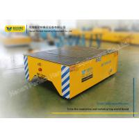 China Industry Die Transfer Cart / Rail Transfer Trolley Automatic Positioning on sale