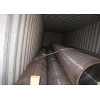 China High Pressure Seamless Steel Tube Pipe Hot Rolled 38'' Heavy Wall Thickness on sale