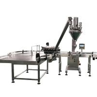 China Food Industry Milk Dry Powder Filling Machine Stainless Steel Material on sale