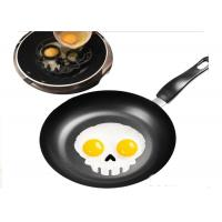 Best Funny Skull Shaped Silicone Egg Ring / Egg Ring Silicone Durable wholesale