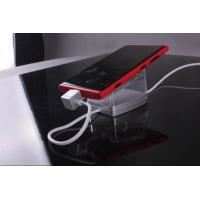 Best COMER Acrylic Mobile Phone Display Stand, U-shaped Security Display wholesale
