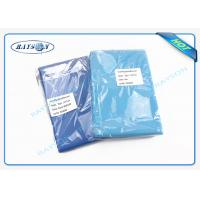 Best ISO Approved nonwoven disposable bed sheets for hospital / spa / massage wholesale