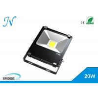 Quality Black Aluminum Dimmable 20 Watt Led Flood Light Outdoor Security Lighting wholesale