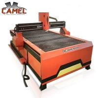 China China gold supplier CAMEL CNC plasma cutting and drilling machine/stainless steel metal plate cnc plasma cutter on sale