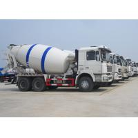 Best Professional Self Mixing Concrete Truck , 6X4 10m3 Ready Mix Cement Trucks wholesale