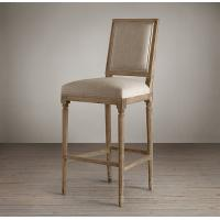 Best french retro bar chair bar chairs antique wooden bar stool wood bar stools wooden barstool wholesale