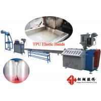 Best Transparent  TPU Tape Plastic Strip Making Machine For Bras And Underwear wholesale