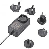 Best 19V 12V 65W Interchangeable Wall Power Adapter With PSE CE GS UL CB GS RoHS wholesale