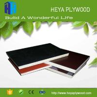 Buy cheap 2018 new building materials film faced ply wood veneer boards Vietam market from wholesalers