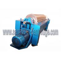 Best Horizontal Automatic Continuous GMP Standard Stainless Steel Decanter Centrifuge Used in Fish Oil Field wholesale