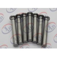 Best 10*46mm Lathe Turning Precision Cnc Machining ServicesCarbon Steel Shaft Pins wholesale