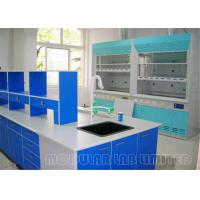 Best CAV Exhaust System Benchtop Fume Hood With Manual Front Window wholesale